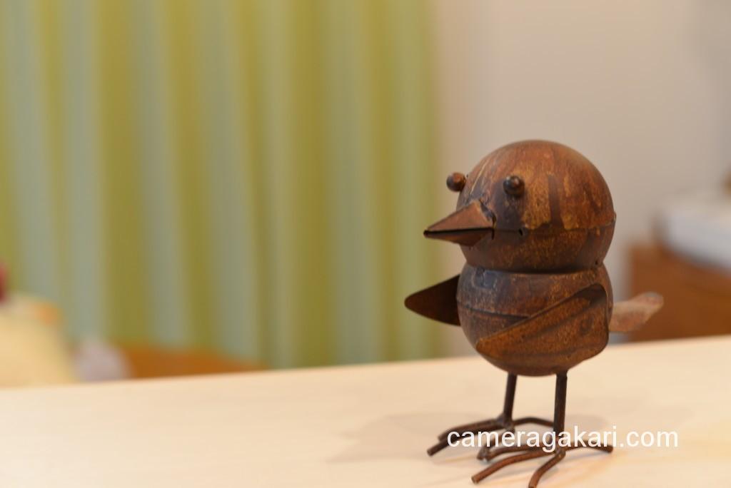 ブリキの鳥