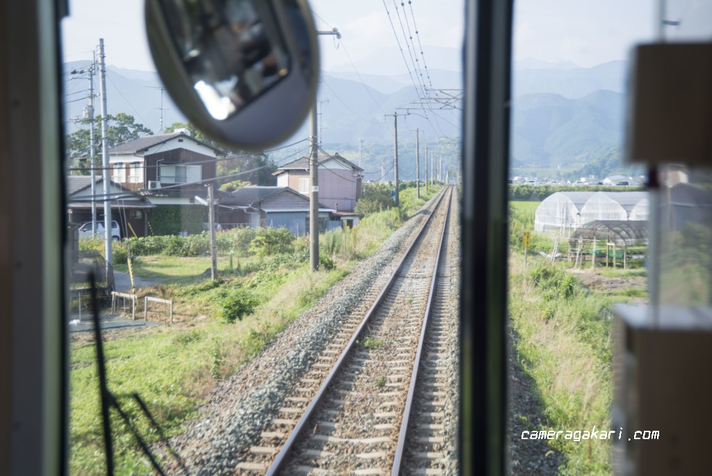 JR四国 車窓から撮影