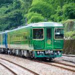 JR四国 観光列車 千年ものがたり