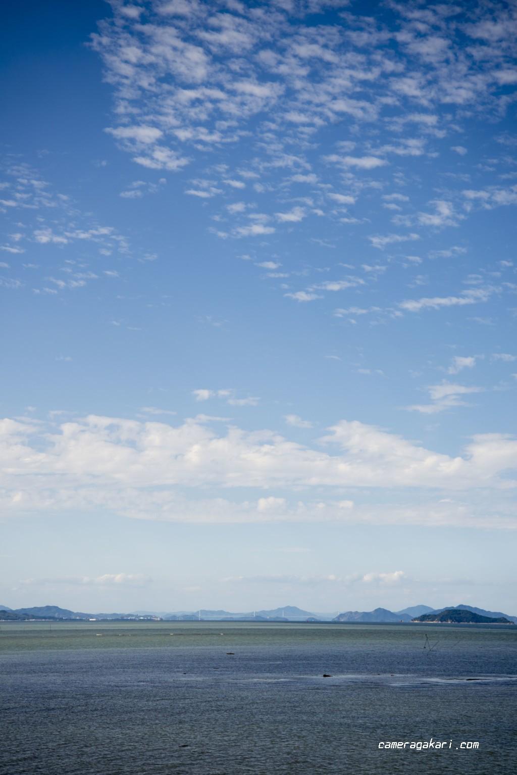 瀬戸内海としまなみ海道