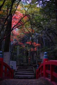 西山興隆寺 入り口