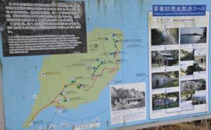小島観光マップ