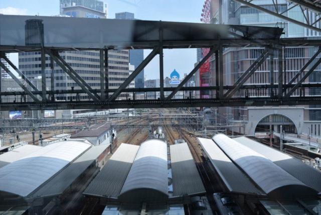 大阪駅 ルクアの広場