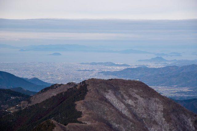 堂ヶ森 松山